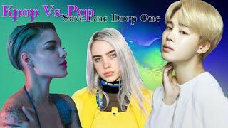 Download lagu Save One Drop One KPOP Vs POP