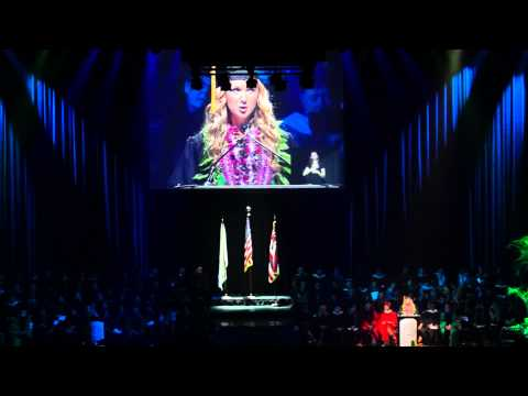 Hawaii Pacific University: Commencement Ceremony 2014. Part 5