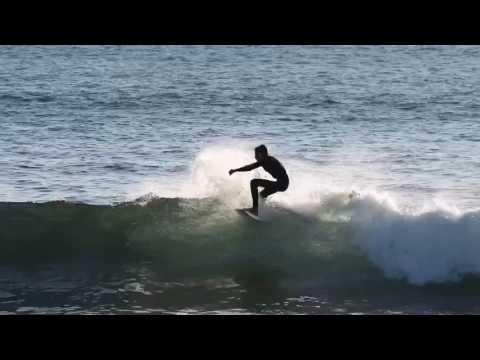 Jamie Surfing San Miguel