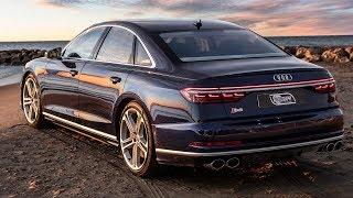 FINALLY! 2020 AUDI S8 - V8 TWINTURBO LUXURY KING IS BACK! 571HP/800Nm