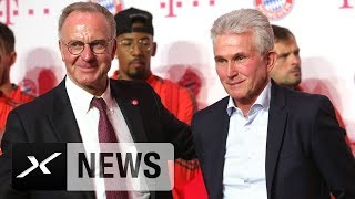 Karl-Heinz Rummenigge emotional: Danke, Jupp! | FC Bayern München | DFB-Pokal | SPOX