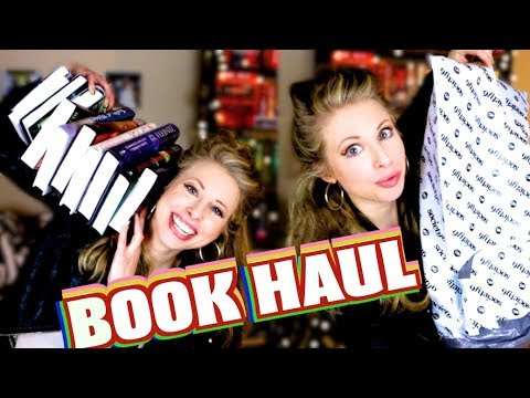 CHRISTINE'S FIRST BOOK HAUL OF 2018