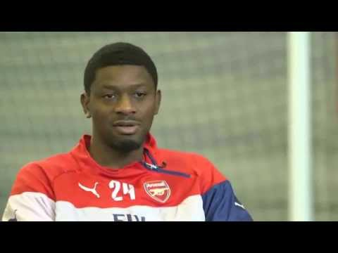 Interview with Abou Diaby