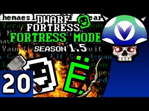 [Vinesauce] Joel -  Dwarf Fortress ( Fortress Mode ) ( Part 20 ELF WAR! )