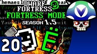[Vinesauce] Joel - Dwarf Fortress: Fortress Mode ( Part 20 ELF WAR! )