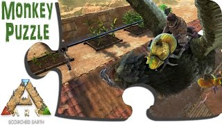ARK Scorched Earth Ep 8 - Home and Garden