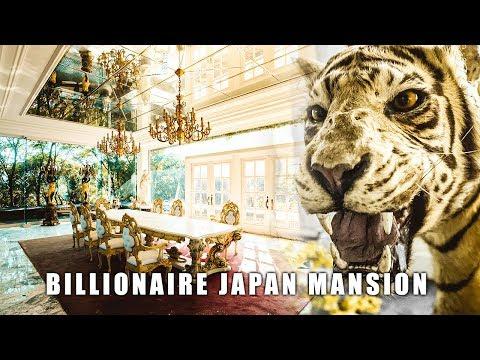Abandoned Japanese Billionaire's Mansion - $10,000,000 Left Behind