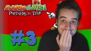 ER WORDT VEEL GEPUFT - Mario & Luigi Partners in Time #3