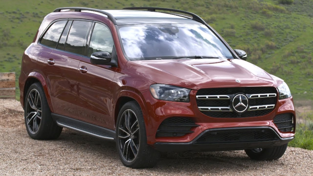2020 Mercedes-Benz GLS 580 4Matic Luxury SUV Introduce - YouTube