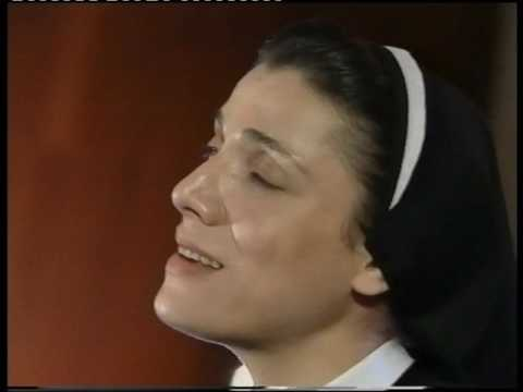 Sister Keyrouz Marie in church our lady of lebanon sydney part two