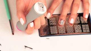 Master the Art of Nail Stamping - Stamping 101 with Bundle Monster