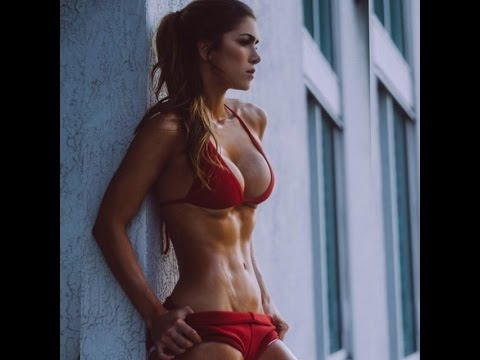 Anllela Sagra – Female Fitness Posing and Workouts