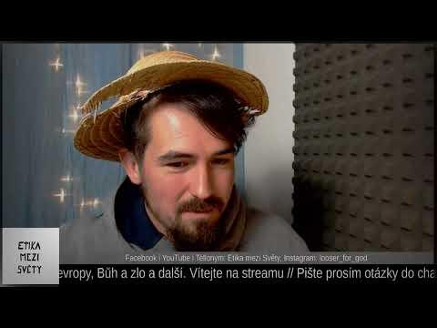 LIVE stream // Těžké otázky