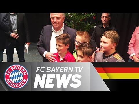 Die Fanclubbesuche des FCB