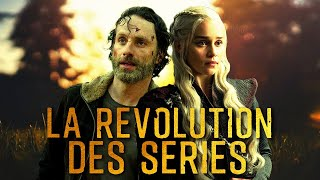 L'IMPACT de GAME OF THRONES et WALKING DEAD