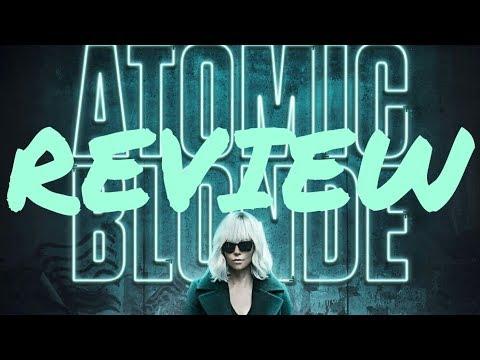 Atomica (atomic blonde) Review/Opinion ¿en verdad es mas ruda y atrevida que Bourne