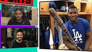 MLB Stars Get Iconic