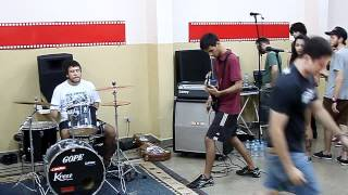 Standing Point - The Conflagration @ Casa do Hip Hop (Piracicaba)