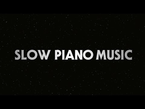 Trailer Tropes - Slow Piano Music