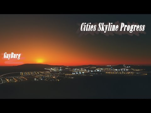 Cities Skylines City Progress From 0 to 90k Population |