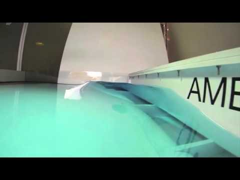 American Wave Machines PerfectSwell Wave Pool Model
