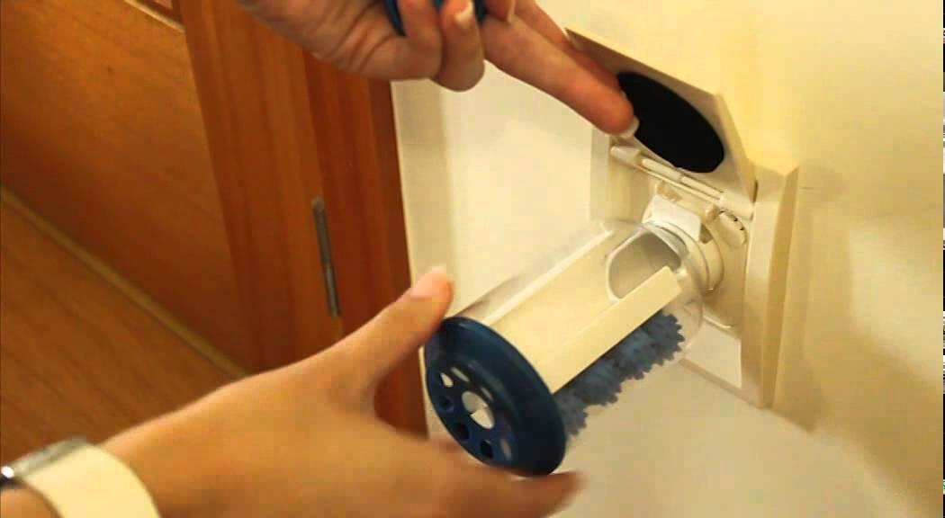 Flipbus pour aspirateur centralis comment nettoyer son - Comment ranger son aspirateur ...