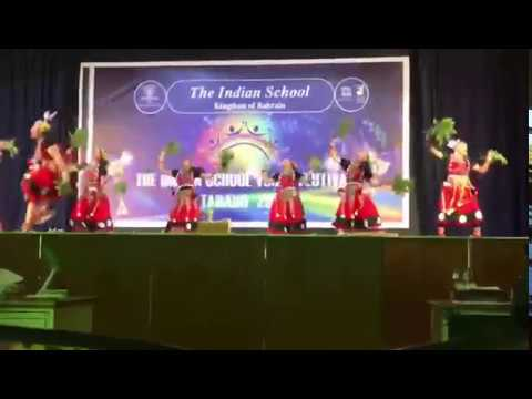 Elluleri Elluleri folk dance group- choreography: Rakhi Rakesh