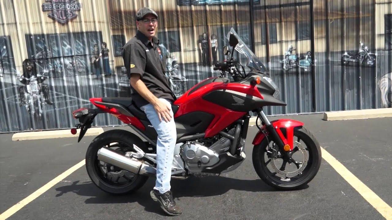 2013 Honda Nc700x Youtube