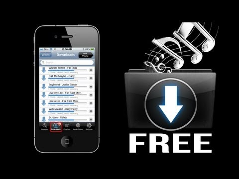 how-to-download-free-music-on-iphone-5,-4s,-4,-3gs