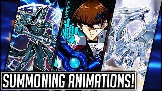 Yu-Gi-Oh! Duelo Enlaces Lado Oscuro De las Dimensiones del Mundo de la Convocatoria a las Animaciones - DM & BEWD!