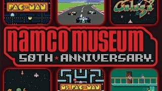 CGRundertow NAMCO MUSEUM: 50TH ANNIVERSARY for Nintendo GameCube Video Game Review