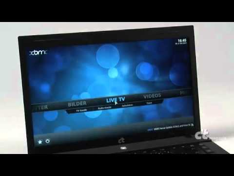 Medienzentrale XBMC 12 Live TV Android