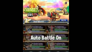 [Brave Frontier] Auto Battle Jewel Parade
