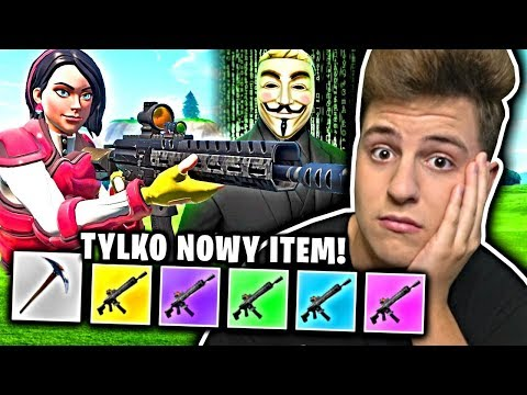 TYLKO NOWY ITEM VS CHEATER W FORTNITE! JACOB