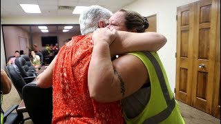 workers struggling with addiction find second chance