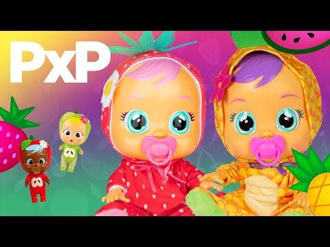 Unbox sweet surprises with Cry Babies Magic Tears Tutti Frutti! | A Toy Insider Play by Play