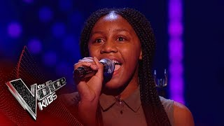 Sienna-Leigh performs 'I Know Where I've Been' from Hairspray in Ro...