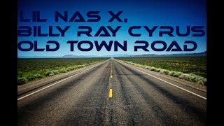 New Remix Lil Nas X, Billy Ray Cyrus & Diplo - Old Town Road (Lyrics)
