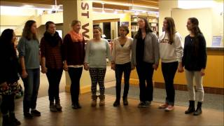 Show Me Love - Carleton Knightingales (A Cappella)