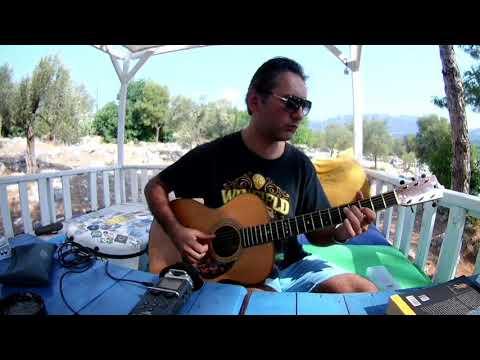 Bu aşk fazla sana - Şebnem Ferah - Akustik Gitar Cover