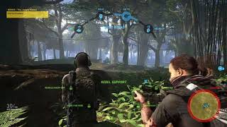 Tom Clancy's Ghost Recon® Wildlands The PREDATOR misson!!