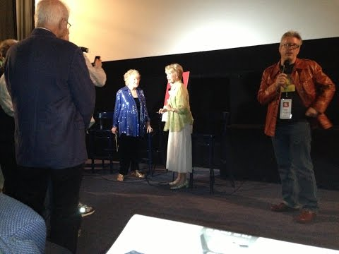 Barbara Rush  at World 3D Film Expo III  It Came From Outer Space