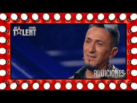 El juego de cartas de este mago hechiza al jurado | Audiciones 9 | Got Talent España 2018