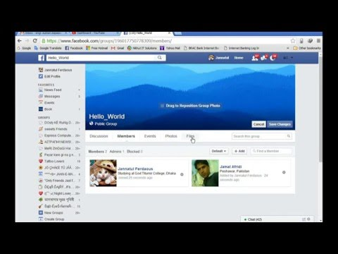 How to Create Facebook Public Group