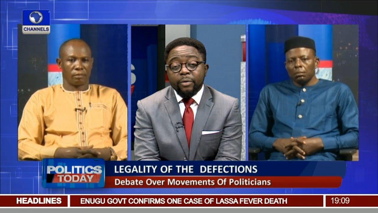 Mudslinging As APC,CUPP Spokesmen Face-off Over Defection, Boast Of 2019 Wins Pt.1 |Politics Today|