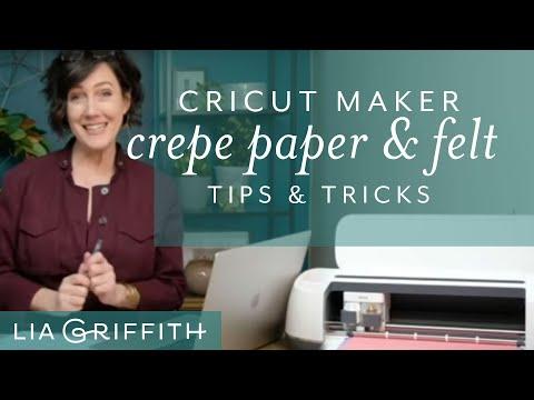 Tips and Tricks for Cricut Maker