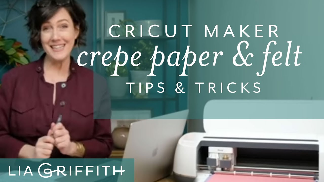 Live Video: Tips & Tricks for the Cricut Maker