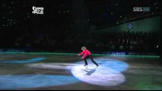 2011 All That Skate Spring - Ilia Kulik - Who wants to live forever.avi