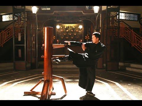 Learn The Ip Man Wooden Dummy Wing Chun...