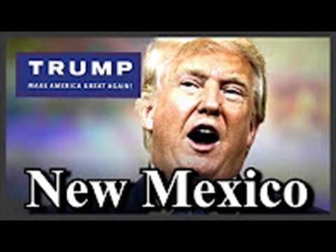 Donald Trump Rally in Albuquerque, New Mexico  Albuquerque Convention Center